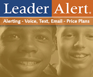 Get Leader Alert® alerting services information.